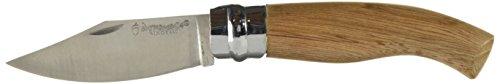 Imex El Zorro 01502- Couteau Pointe INOX Nº5 hoj. 6cms. girolock