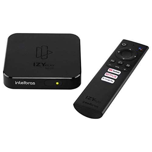 SMART BOX ANDROID TV IZY PLAY