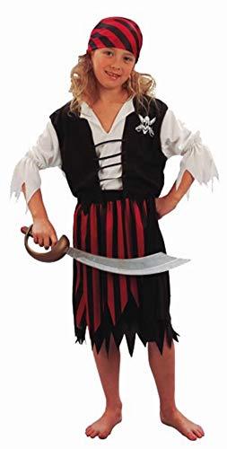 Déguisement Pirate fille 10-12 ans