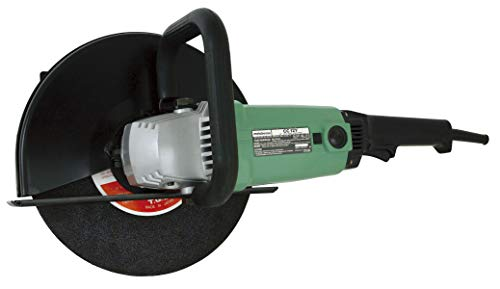 Metabo HPT Cut-Off Saw, 12' Metal Cutting Wheel, Electric, 15-Amp Motor, AC/DC, Portable (CC12Y)