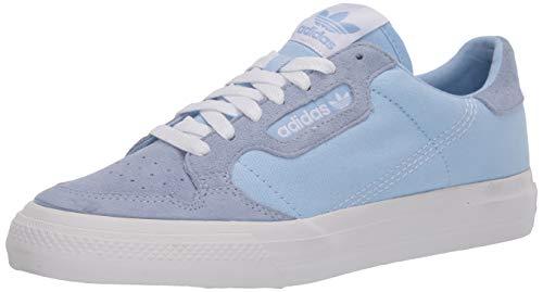 adidas Originals - Zapatillas Continental Vulcanized unisex, para adultos, azul (Azul/Glory Blue/Blanco), 41 EU