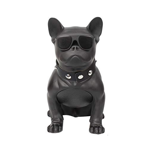 CHENTAOCS Creative-auto Bluetooth stereo, draadloze subwoofer persoonlijkheid kleine luidspreker praktisch en eenvoudig product zwart