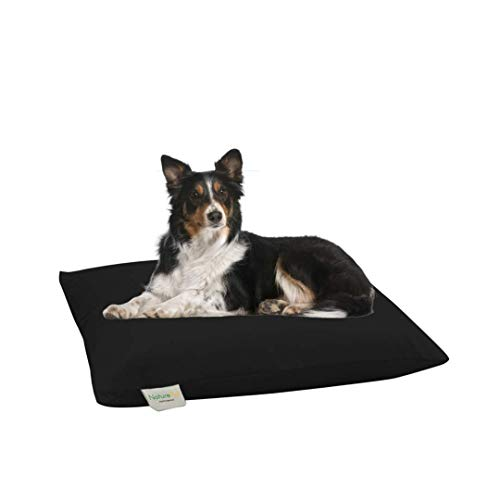 NaturoPet Natural Dog and Cat Bed, 100% Natural...