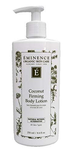 Eminence Coconut Firming Body Lotion, 8.4 Ounce