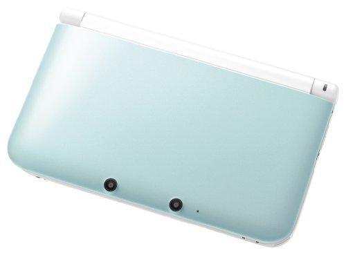ニンテンドー3DS LL ミントXホワイト【メーカー生産終了】
