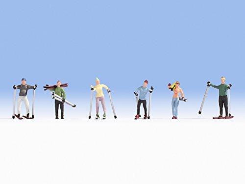 Noch Skifahrer