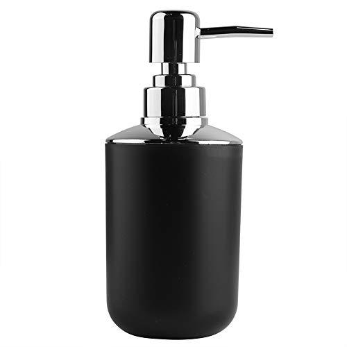 SZHWLKJ 6pcs / Set Accesorios De Baño Conjunto Conjunto De Titulares De Cepillos De Dientes, Basura, Dispensador De Jabón Negro