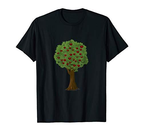Apfelbaum - Grüner und roter Apfelbaum...
