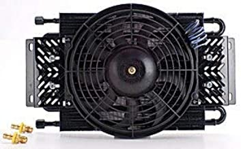 """Best JEGS High Performance Transmission Cooler 