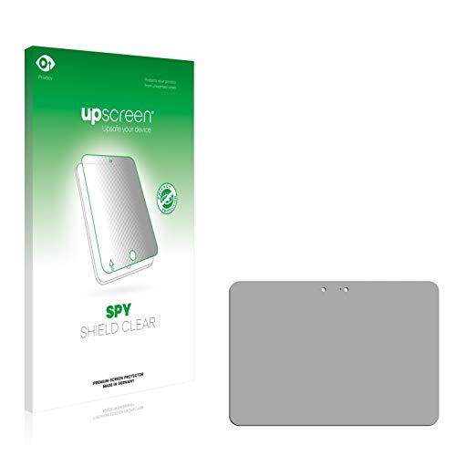 upscreen Anti-Spy Blickschutzfolie kompatibel mit HP 5600EG Omni 10 Privacy Screen Sichtschutz Bildschirmschutz-Folie