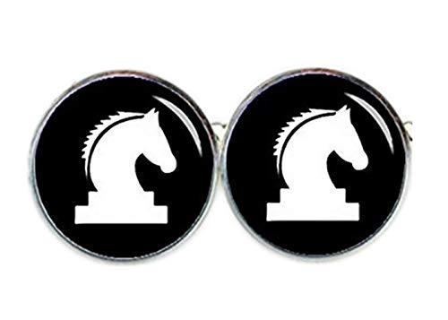 chen jian xin Chess Piece gemelli, scacchi cavallo gemelli, gemelli sposo
