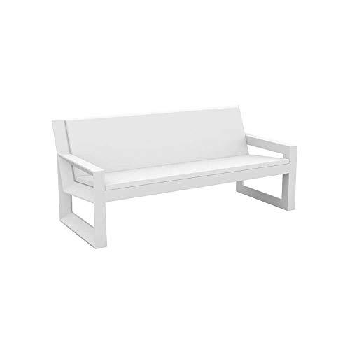 Vondom Frame canapé pour l'extérieur blanc