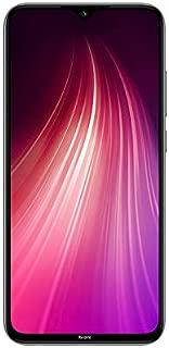 "Xiaomi Redmi Note 8 (64GB, 4GB) 6.3"" Display, Snapdragon 665, 48MP Quad Camera, Dual SIM GSM Factory Unlocked - US & Global 4G LTE International Version (Moonlight White, 64GB + 64GB SD + Case Bundle)"