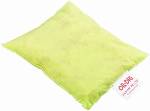 Oil Dri L90895 14 L x 16 W x 1 5 H Haz Mat Pillow 14 Pillows Box product image