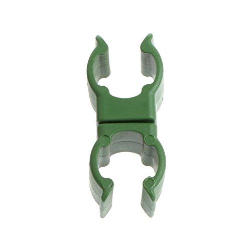BURAN Garden Climbing Rattan Stent Accessories Rod Connector Stake Clip Adjustable