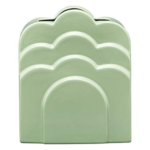Orla Kiely vaas, groen, One Size