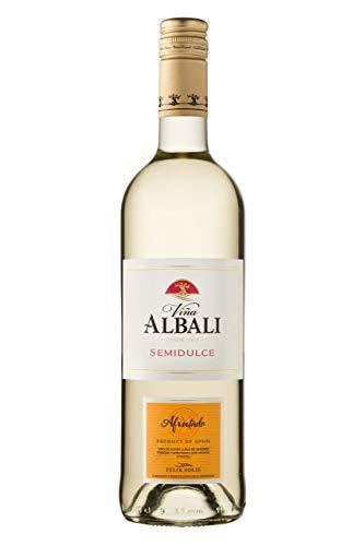 Viña Albali Viña Albali Blanco Semidulce - 750 ml