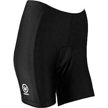 CANARI Women s Core Cycling Shorts Black X-Large