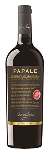 Papale Oro Primitivo Di Manduria DOP - 2014 Varvaglione 1921