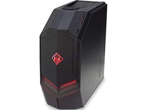 OMEN by HP Gaming Desktop, Intel Core i7-8700 Processor, NVIDIA GTX 1070 8GB, 32GB RAM, 256GB SSD, 1TB HDD, Win10H, 880-177C (Renewed)