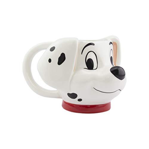 Paladone Disney: 101 Dalmatians Shaped Mug (Tazza Sagomata) Merchandising