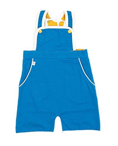 Alba Baby Baby Boy Latzhose GERT kurz Snorkel Blue 110