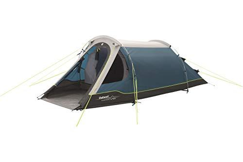 Outwell Earth 2 Camping Zelt | Festival Zelt | 2 Personen Tent | 2019 | Tunnelzelt