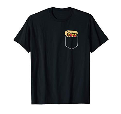 Lustige Pizzaliebhaber Sprüche, Pizzastück, Essen, Pizza T-Shirt