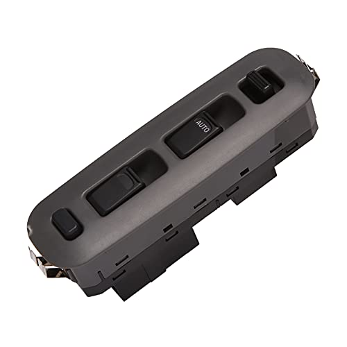 Alongster Interruptor Regulador de Ventana EléCtrica para Coche, Interruptor Regulador de Ventana para Grand Vitara XL-7 1999-2006 3799066D10T01