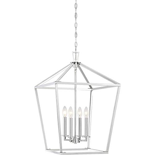 Savoy House 1-321-4-109 Townsend 4-Light Foyer Pendant in a...