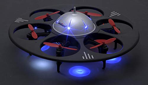 xheli UDI Drone RC U845 Voyager 6 2.4GHz 6 Axis Gyro Drone with HD Camera RTF Hexacopter
