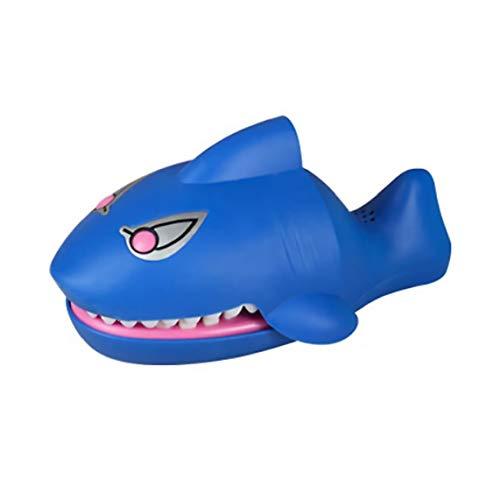 ZYCX123 Dedo penetrante Forma de Juego de Dibujos Animados Shark eléctrico de...