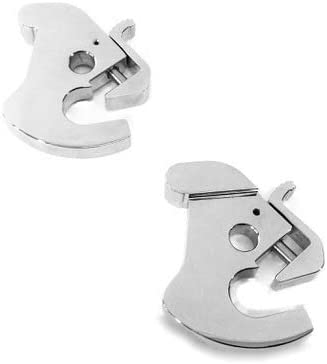 Chrome Max 64% OFF Rotary excellence Latch Clip Kit for Det Harley Davidson Motorcycles