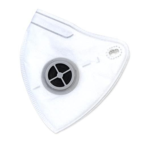 MRG 電動ファン付きマスク スポーツ 運動 息がしやすい 涼しい 空調 シンプル 花粉対応 高機能 通気性 ハウスダスト マスク (フィルター30枚, フィルターのみ)