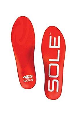 SOLE Active Medium Shoe Insoles - Men's Size 11/Women's Size 13
