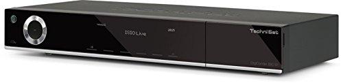 TechniSat DigiCorder ISIO S1 - HDTV TWIN-Satellitenreceiver (1000GB Festplatte, Internet, DVR, CI+, UPnP, Ethernet) schwarz