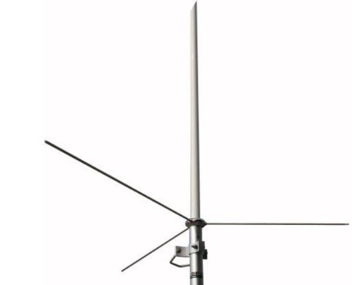 Comet GP-15 Tri Band 52/146/446 MHz Vertical Base Antenna