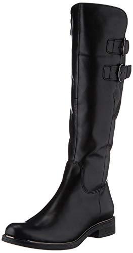 Caprice Damen 9-9-25530-25 022 Kniehohe Stiefel, BLACK NAPPA, 40 EU