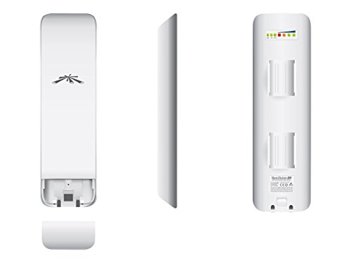 Ubiquiti Nanostation NSM5, 5GHz, 802.11a/n Hi-power 20 dBm Minimum, 2x2 MIMO AirMax TDMA PoE Station