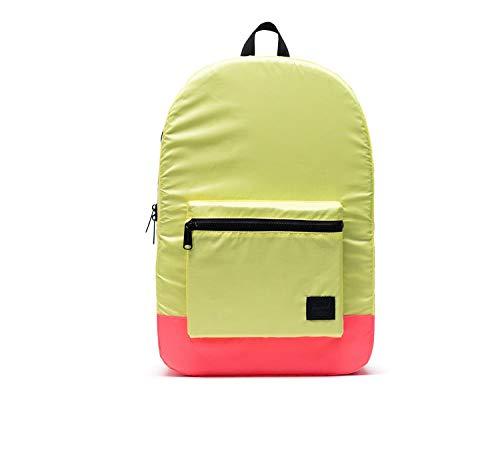 Herschel Packable Daypack Mehrzweck-Rucksack, Highlight/Neon Pink (Pink) - null.list