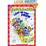 Magic School Bus Reader Set 7: Lost in the Snow, Flies From the Nest, First Thanksgiving, Takes a Moonwalk, Has a Heart, Sleeps for the Winter, the Wild Leaf Ride.
