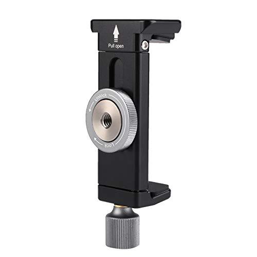 ROMACK Trípode Universal de aleación de Aluminio, para teléfonos Inteligentes