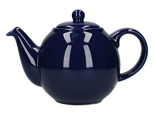 London Pottery Théière 2 tasses Bleu cobalt