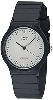 Casio Men s MQ24-7E Casual Watch With Black Resin Band
