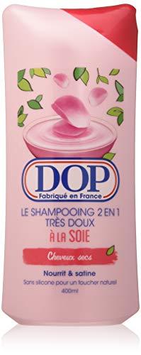 Dop Soie Shampooing Très Doux 2-en-1 à la Soie 400 ml
