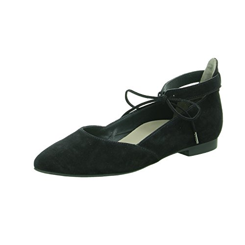 Paul Green Dames Ballerinas 0059-1039-049/Ballerina 1039-049 zwart 193645