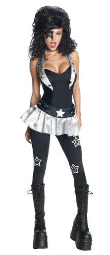 Disfraz Miss The Starchild Kiss? mujer - XS