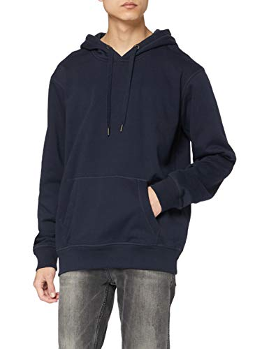 Stedman Apparel Active Sweat Hoody/ST5600 Shirt, Bleu Minuit, L Homme