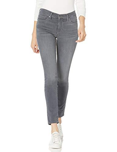 Levi's Women's 311 Shaping Skinny Jeans (Standard and Plus), Grey Slumber (Waterless), 27 Regular