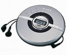 Sony Cd Walkman D-EJ100 Silver